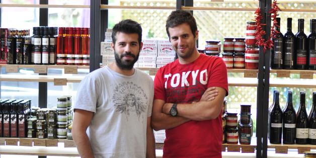Θωμάς και Γιώργος Δούζης