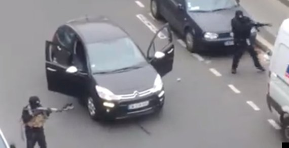 charlie hebdo paris shooting