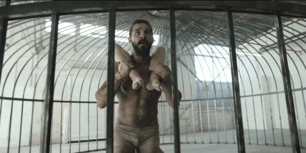 Shia lebouf naked