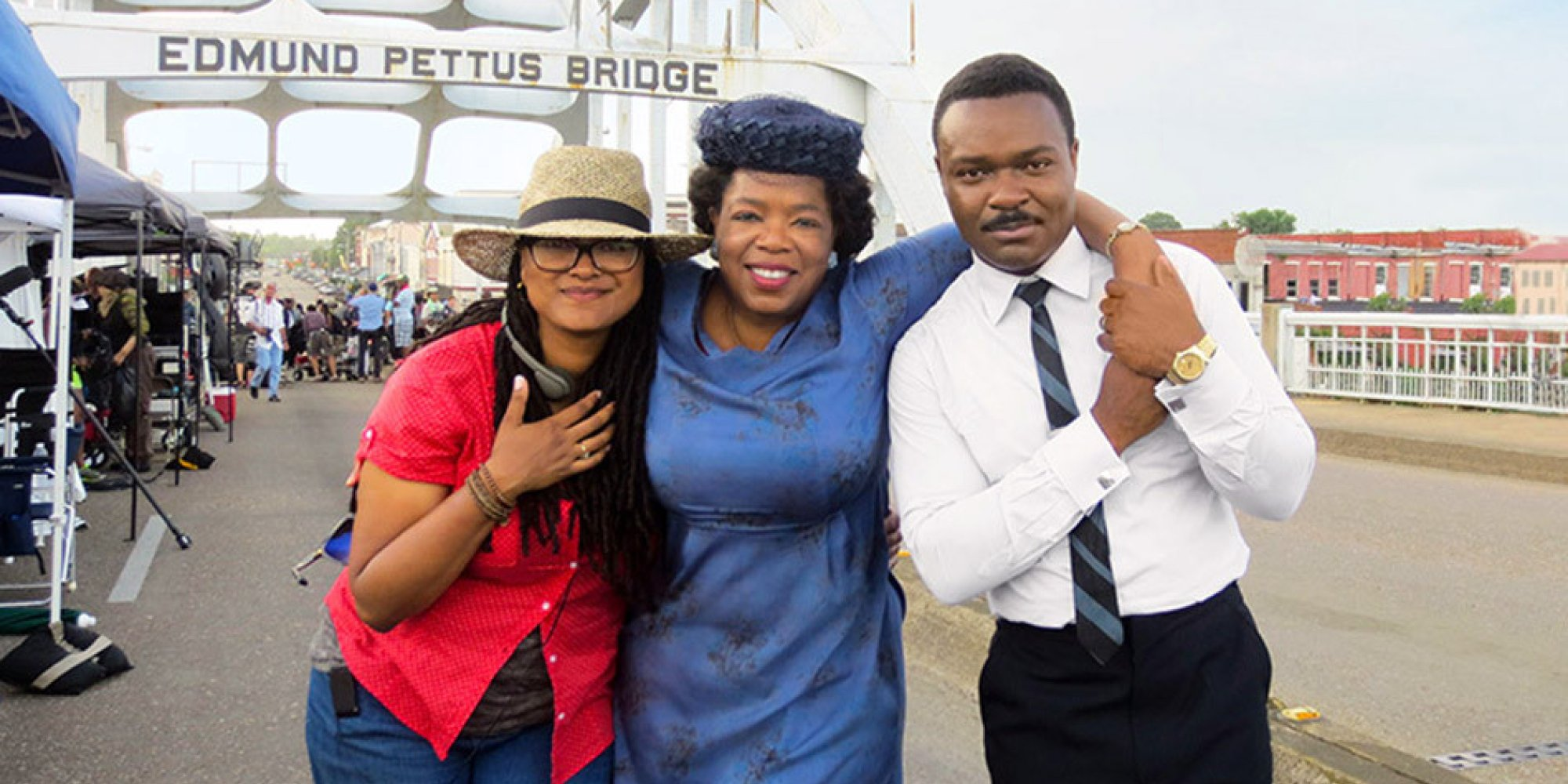 The Sweet Story That Convinced Oprah To Join The Cast Selma