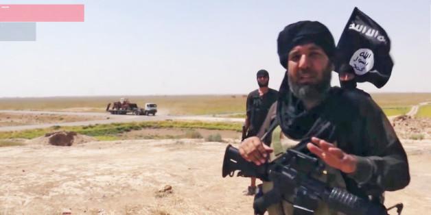 Μαχητές του Iσλαμικού Κράτους (Φωτογραφία Αρχείου)