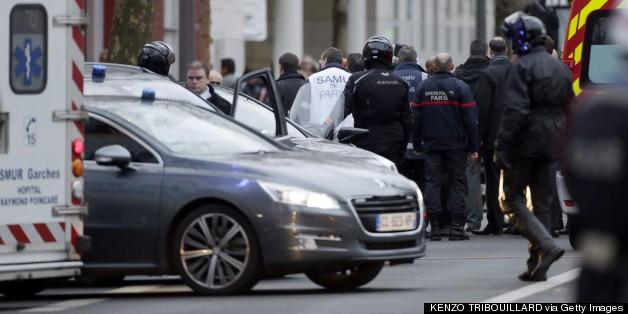france policemen