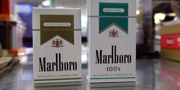 Die irren Verschwörungstheorien über Zigarettenmarken