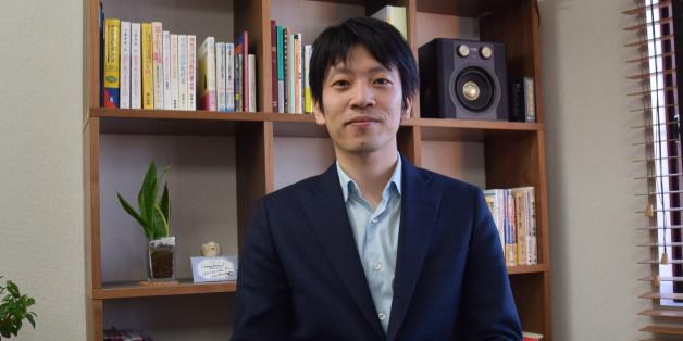 スピーチライターの蔭山洋介さん