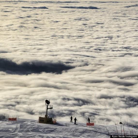vancouver fog