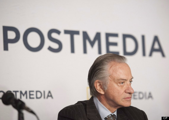 postmedia paul godfrey