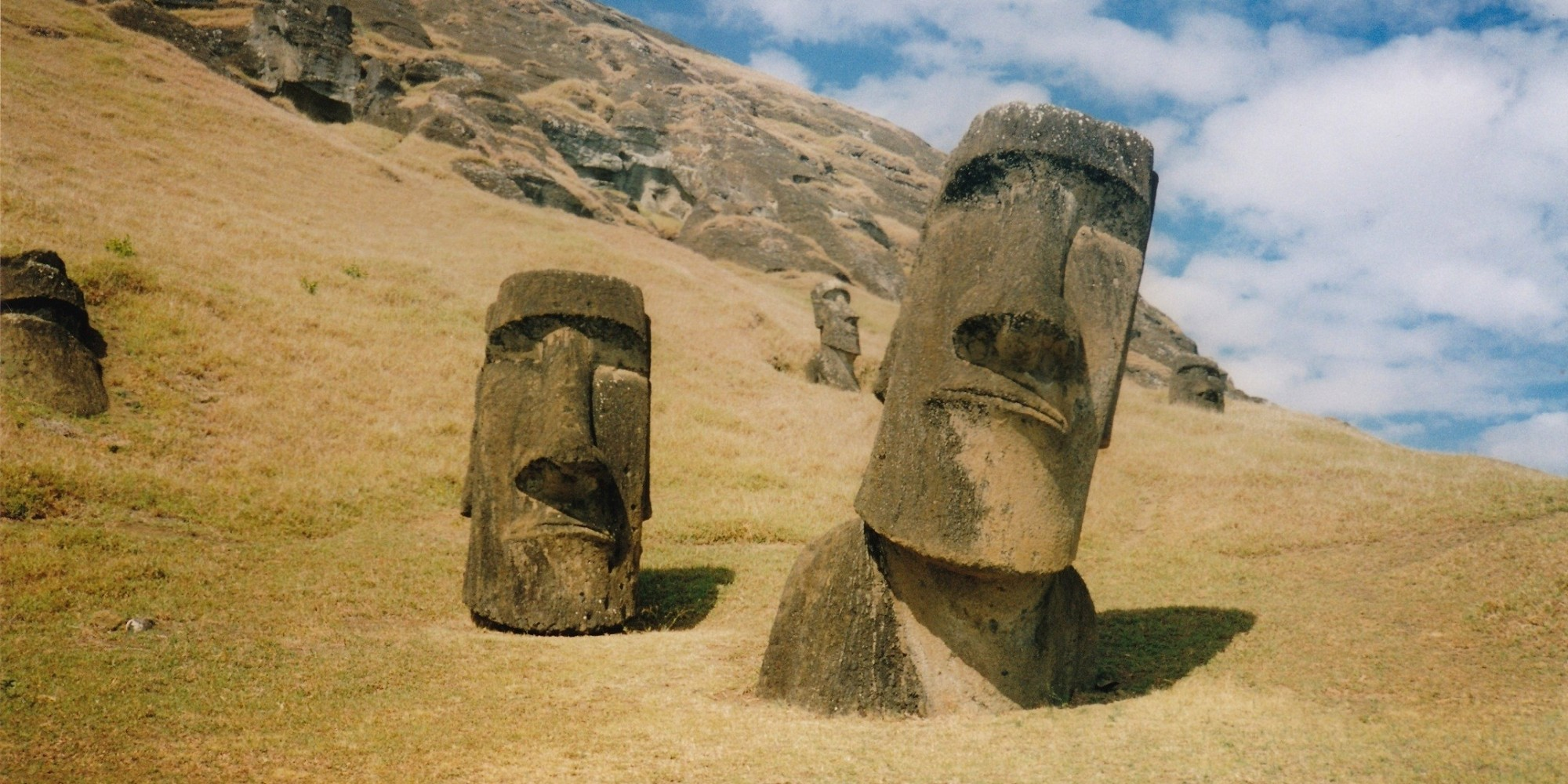 research paper o easter island In the top several layers of their excavation pit, the researchers found clear  evidence  nearly half of easter island's statues remain near this area  other  scientists who work on the island also remain skeptical of hunt's later.