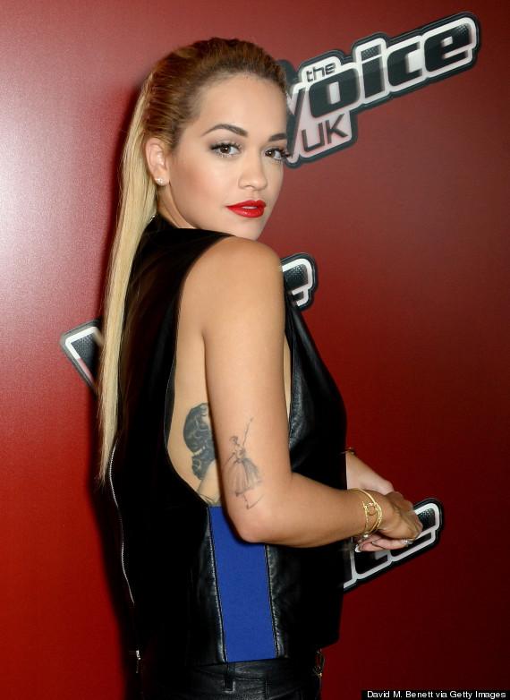 'The Voice' Judge Rita Ora Dismisses Kylie Minogue ...