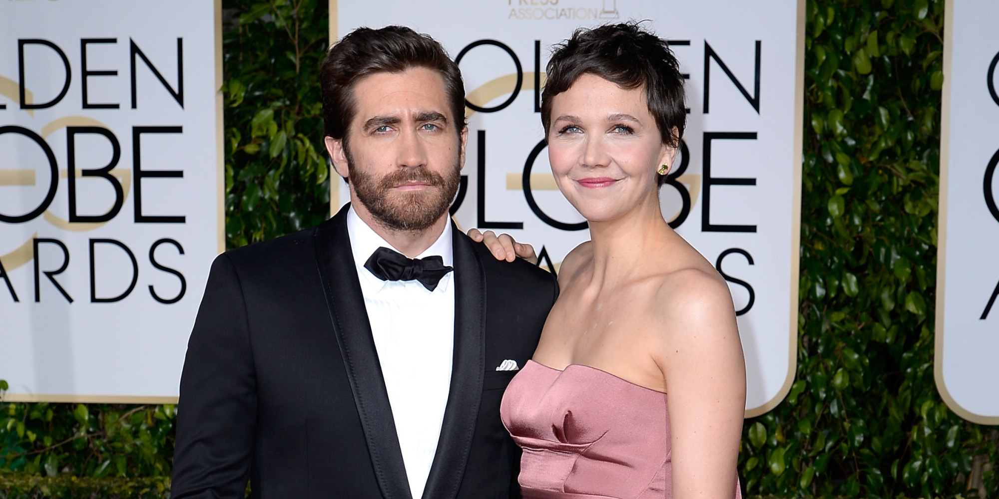 Jake & Maggie Gyllenhaal Make A Dapper Brother-Sister Duo ...
