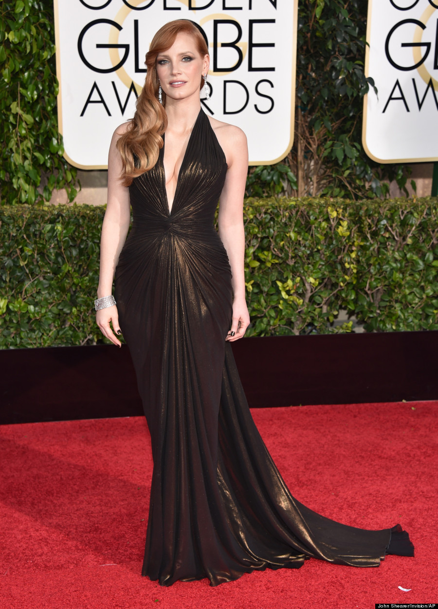 Her golden globes redhead pity, that