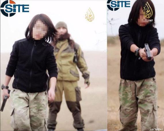 bambini soldato isis