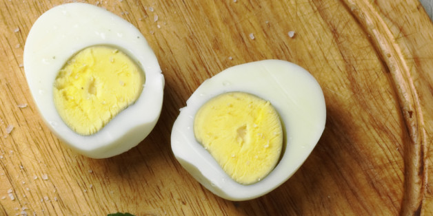 Why There 39 S A Gross Green Ring Around The Yolk Of Your
