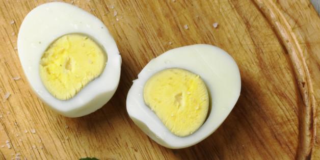 Boil Eggs Grren Ring