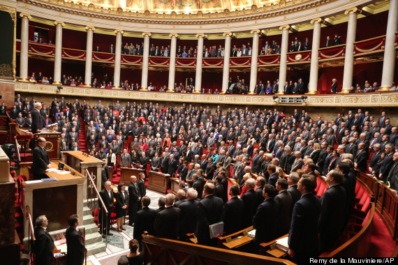 french government and deputies