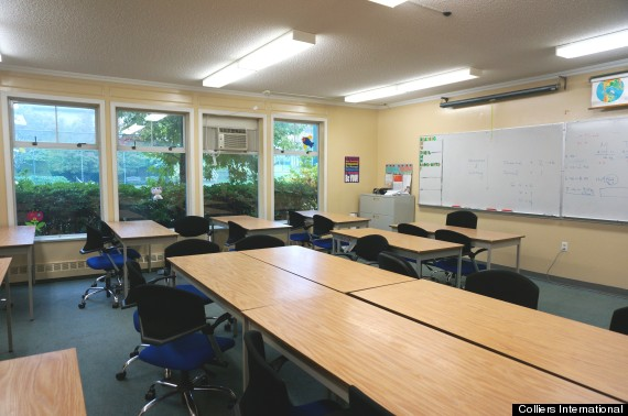 north vancouver school for sale