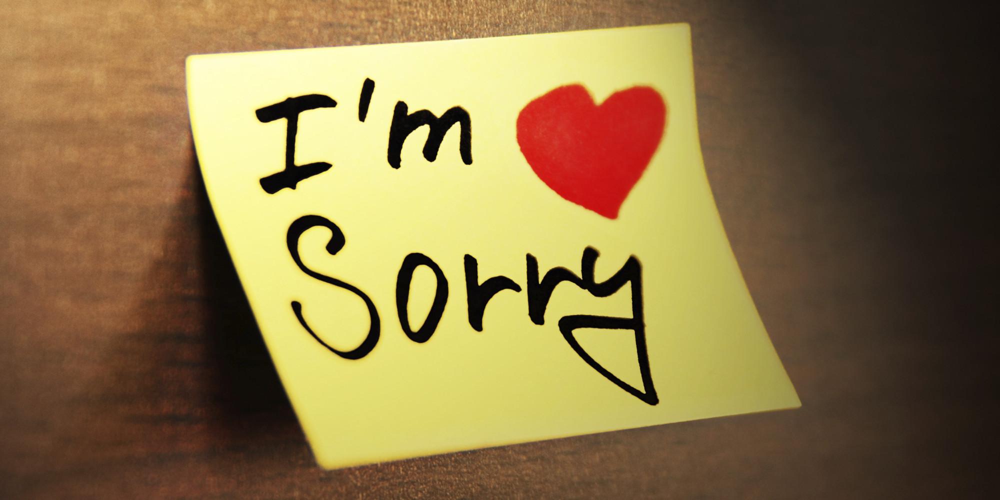 Entschuldigung