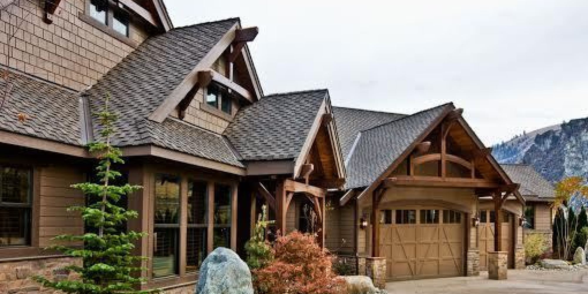 The 10 home styles that are most popular around america for American craftsman homes
