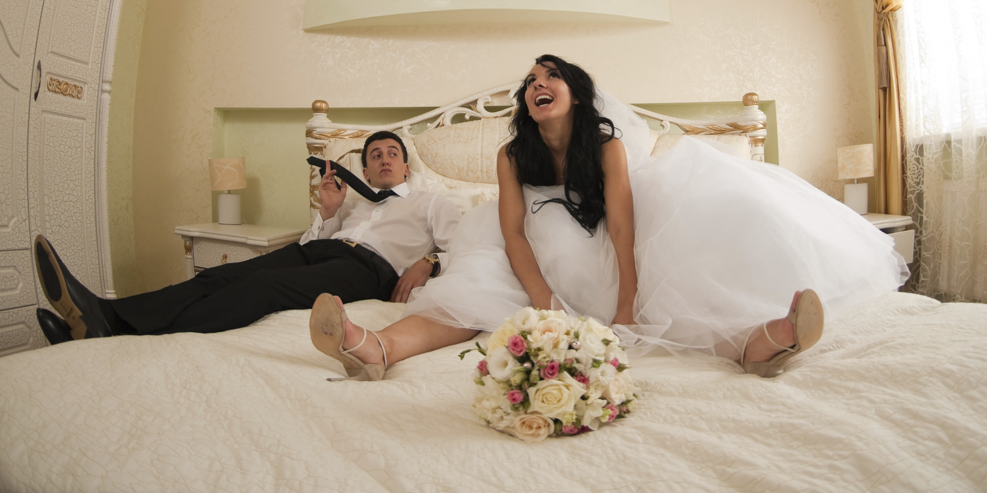 This Is What The Wedding Night Actually Like According To Married People Huffpost