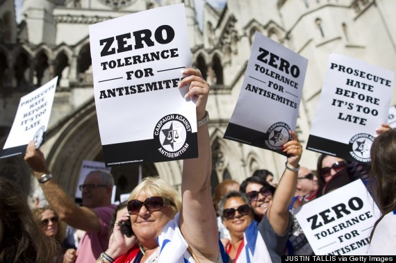 antisemitism uk