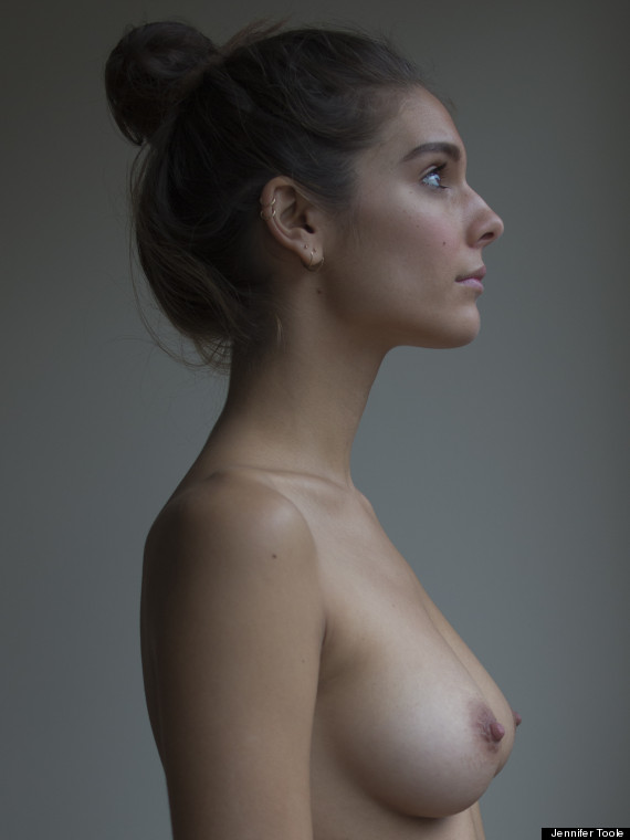The site features profiles of women from different backgrounds alongside  powerful nude images.