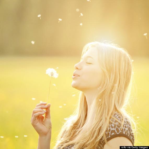 person fresh air