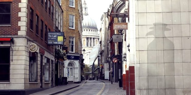 London: Die verlassene Stadt