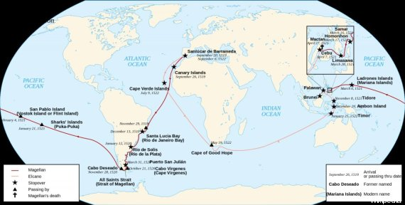 circumnavigazione