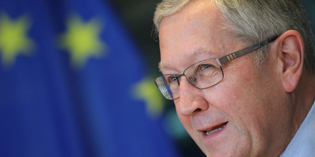 European Stability Mechanism (ESM) Managing Director Klaus Regling (AP Photo/Yves Logghe)