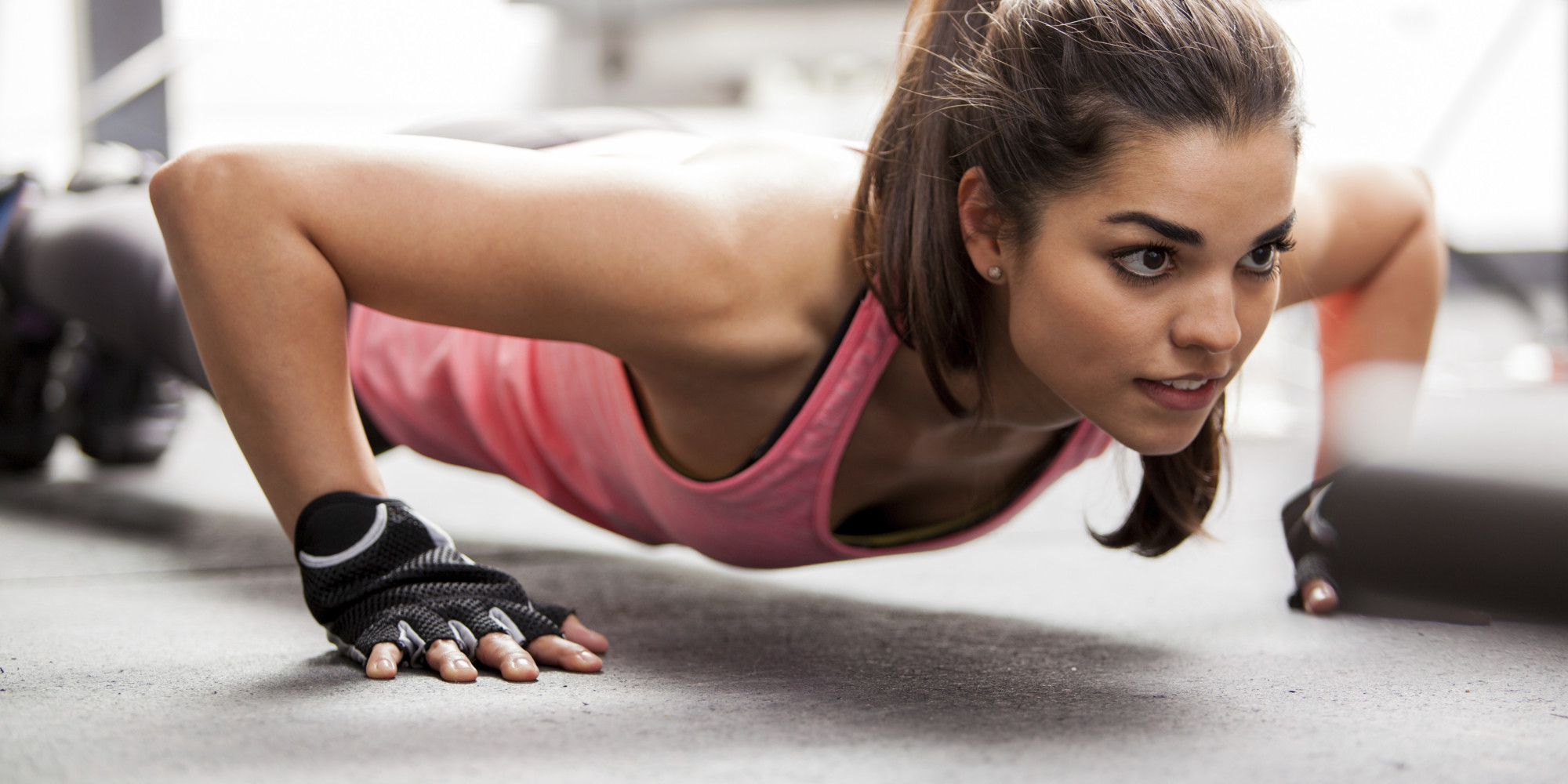 3 Tips to Master Push-Up Form | HuffPost