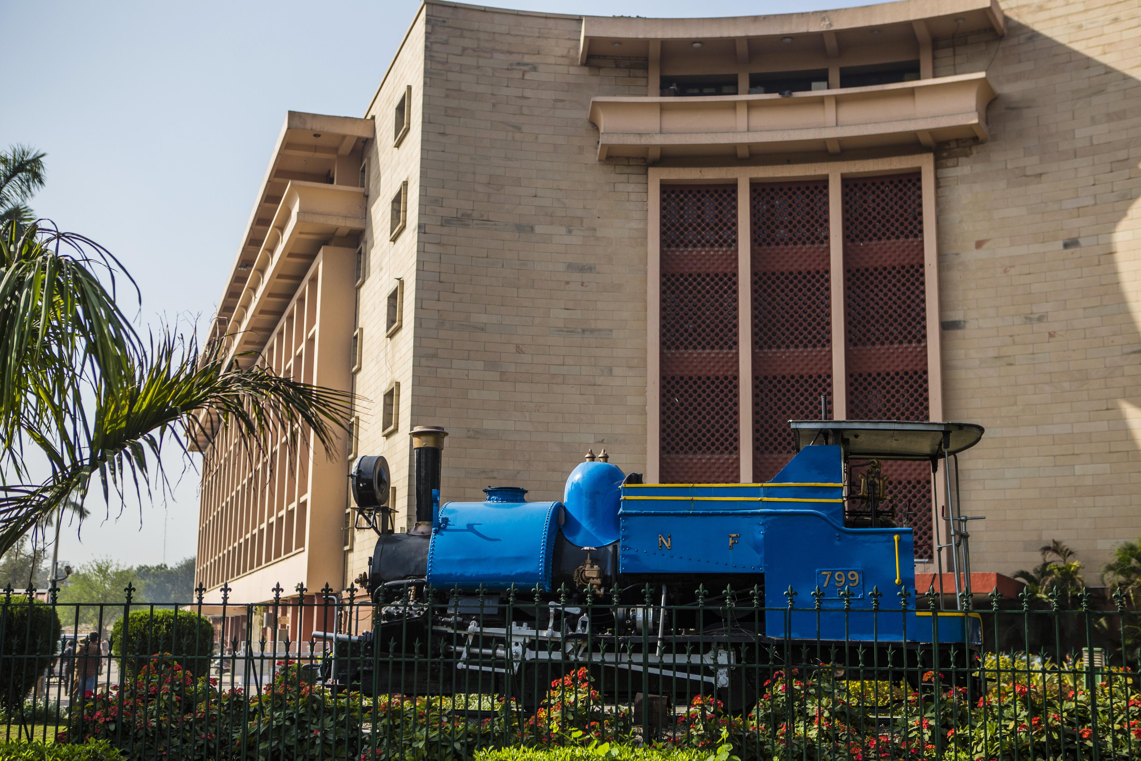 rail headquarters delhi