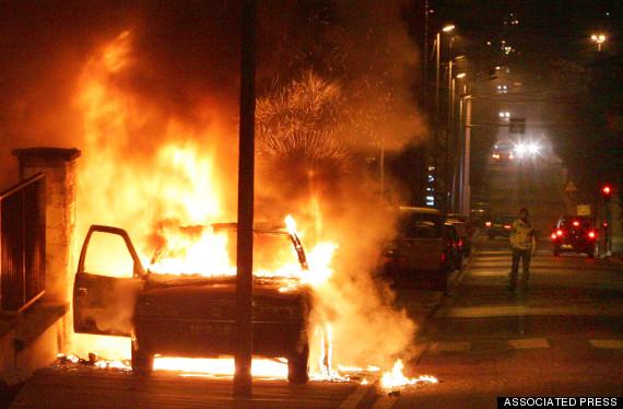 2005 riot france