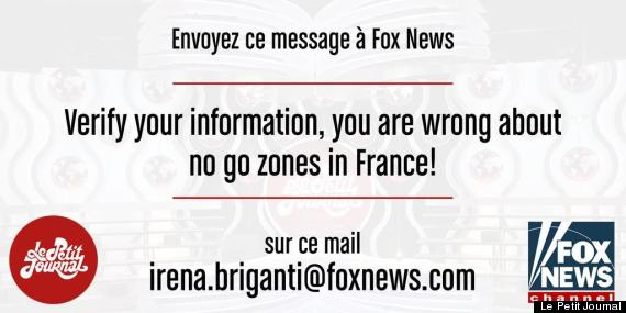 le petit journal fox news