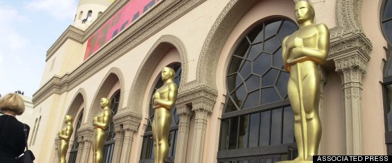 shrine auditorium oscars