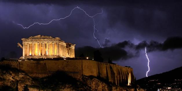Joschka Fischer: Griechenland-Wahl könnte Flächenbrand in Europa auslösen
