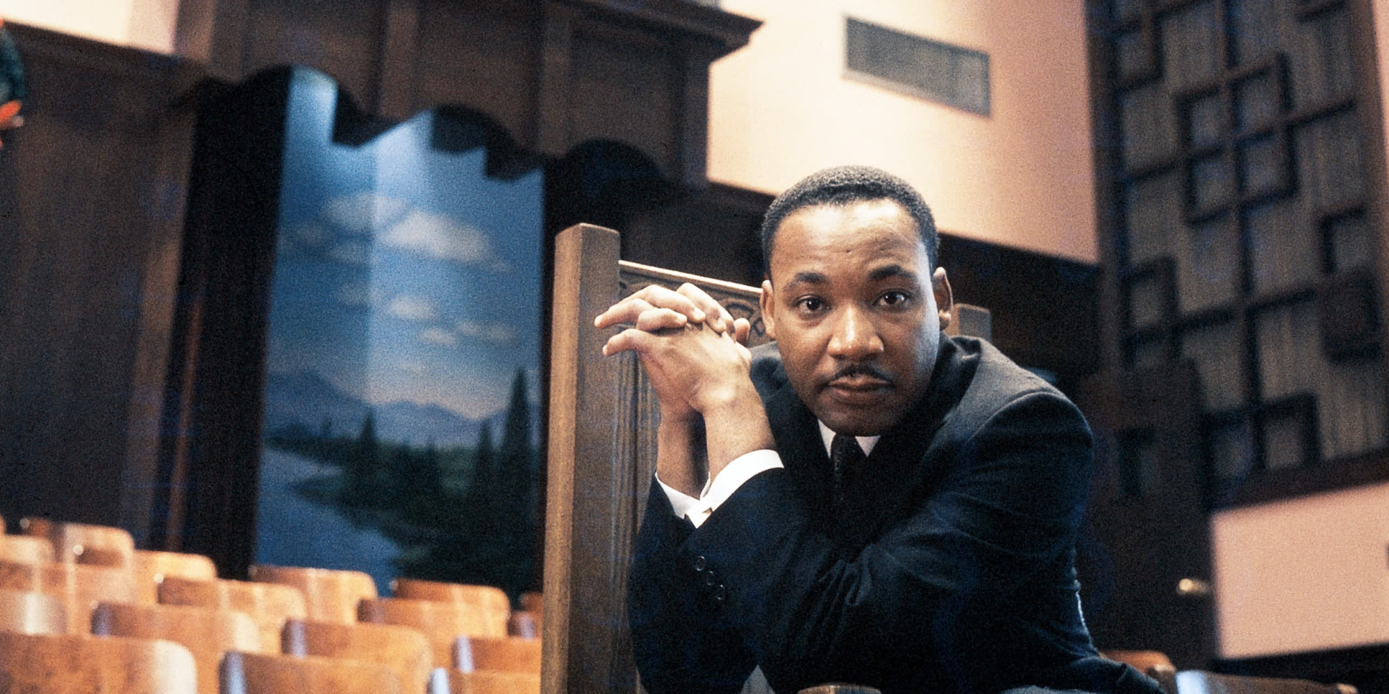 How Martin Luther King Jr. Got His Name | HuffPost