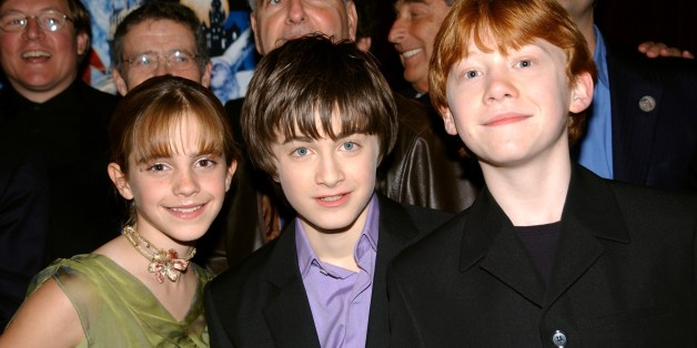 How The First 'Harry Potter' Movie Came Together
