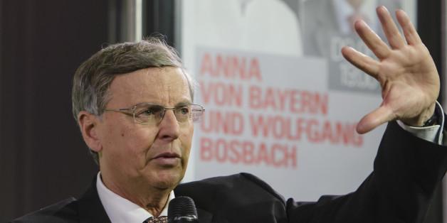 """CDU-Politiker Wolfgang Bosbach findet den Satz """"Der Islam gehört zu Deutschland"""" falsch"""