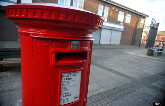 post pillar box sex