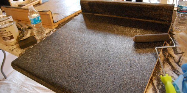 Paint Your Own Granite Is A Thing And Apparently It