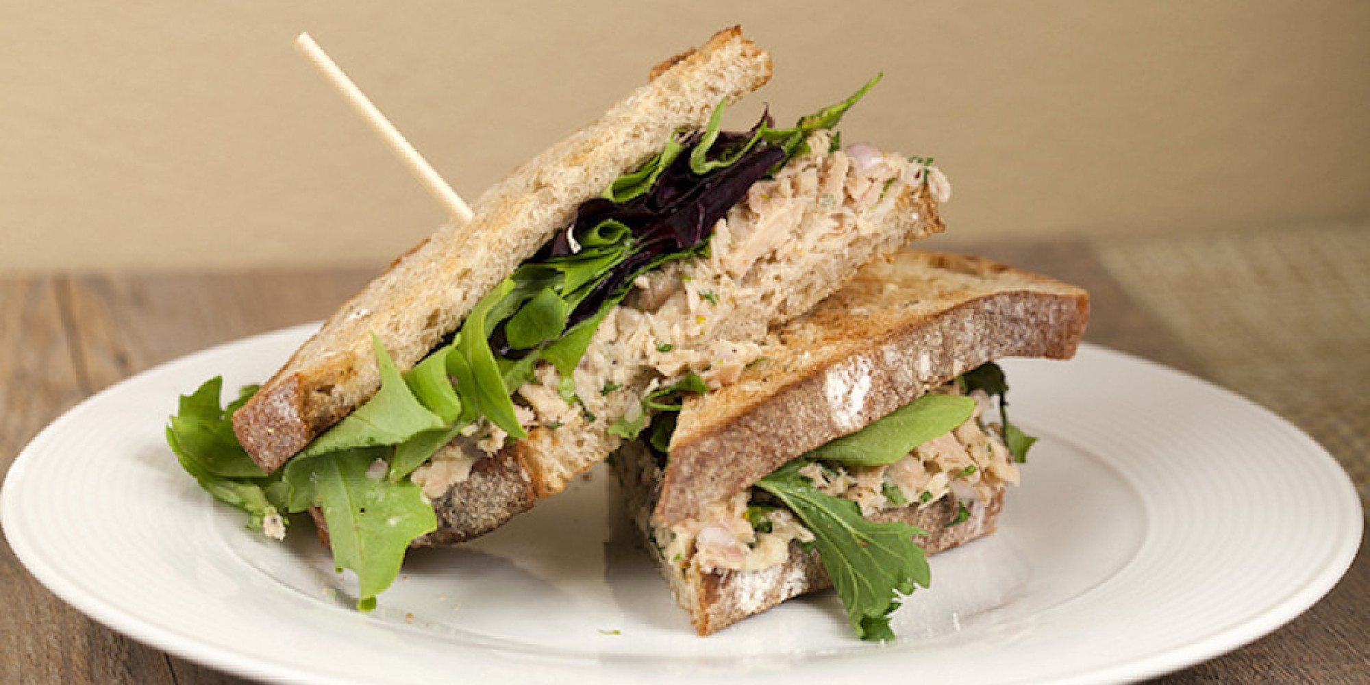 How to make tuna salad without mayonnaise because yes for Is tuna fish good for you