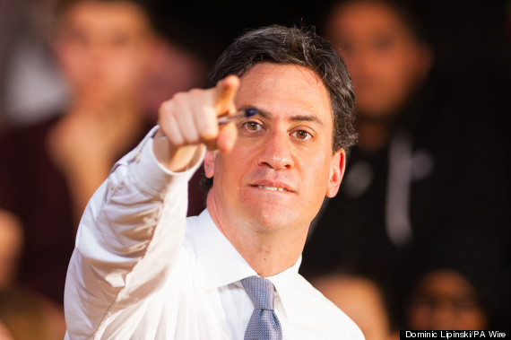 Ed Miliband 'A Bigger Threat Than Nigel Farage To Tories In TV Debates,' Lord Patten Says