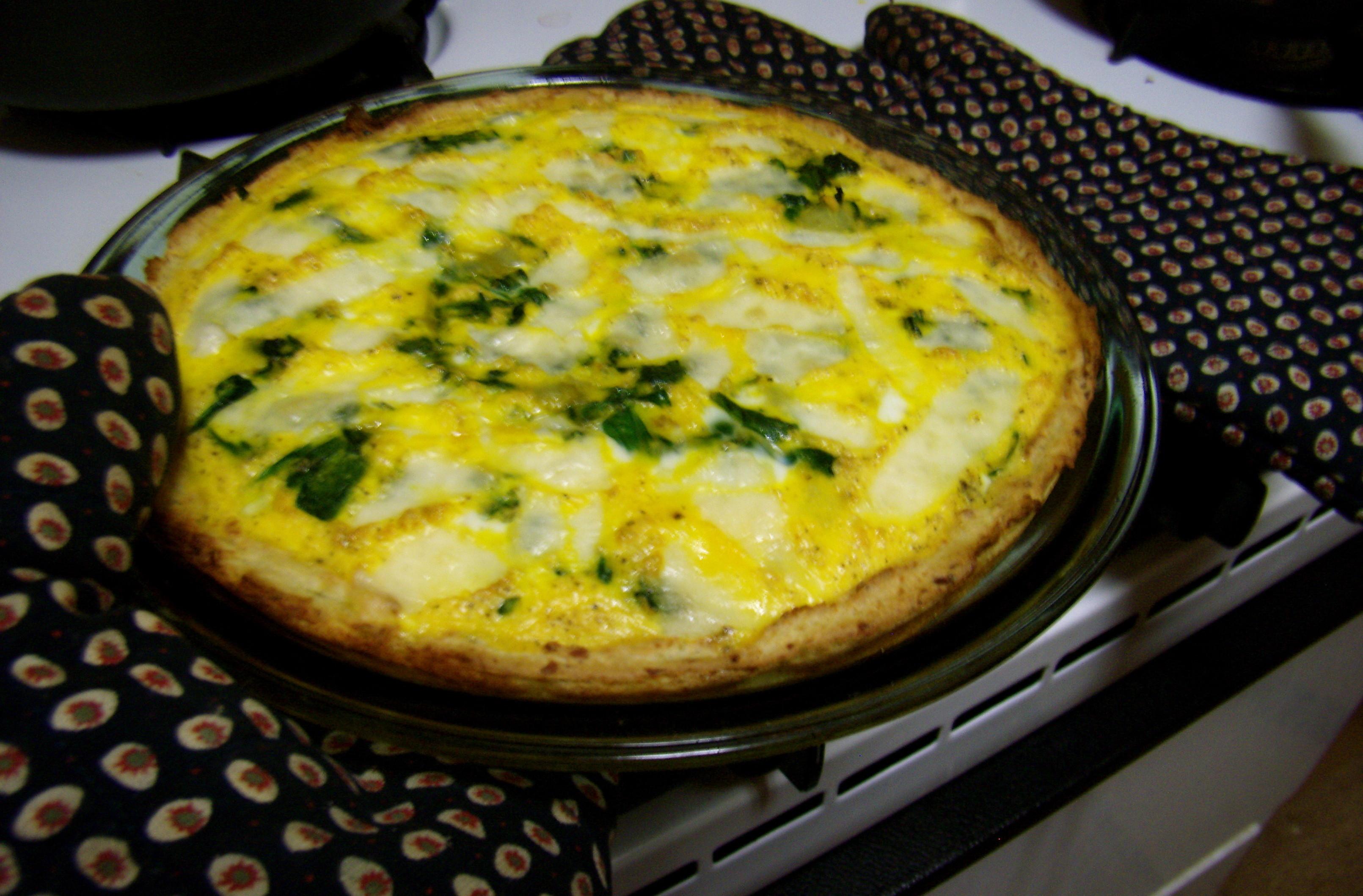 eggs potatoes oven
