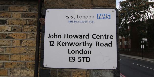 General view of John Howard centre in Homerton where convicted killer Lerone Boye has fled the mental health unit. Hackney, East London.