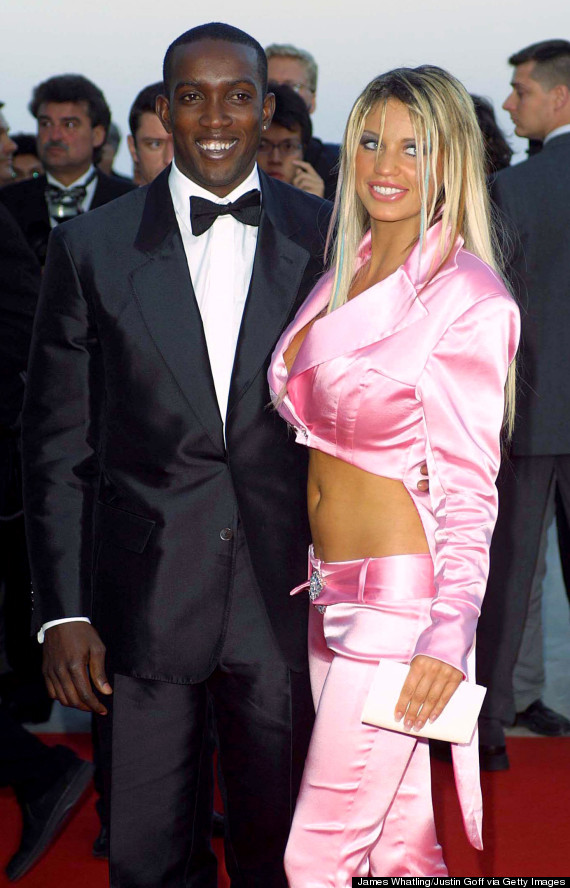 katie price dwight yorke