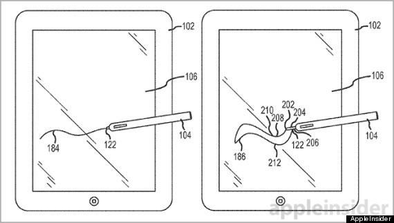 ipad pro patent
