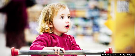 children supermarket