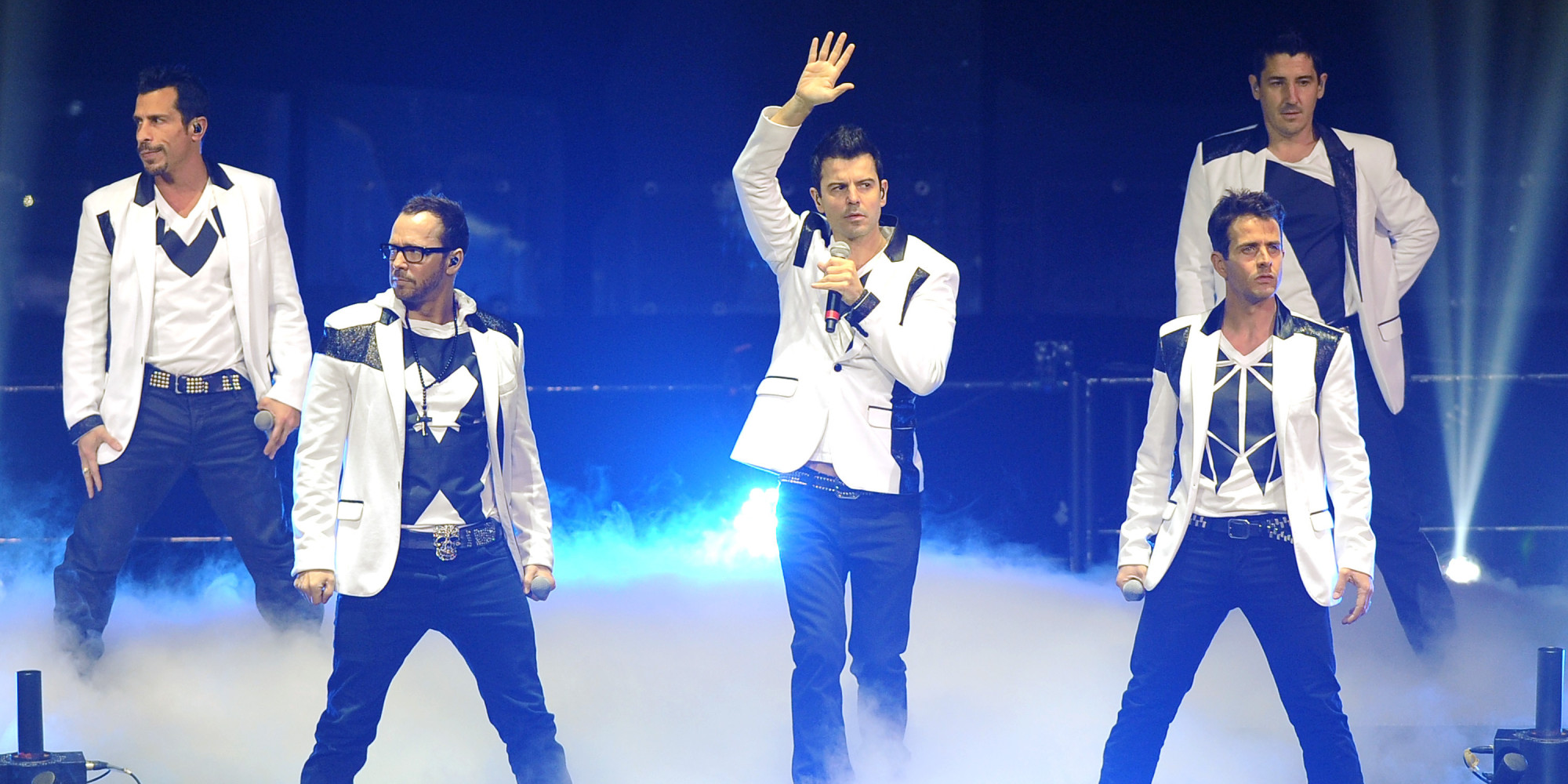 New Kids On The Block S The Total Package Tour