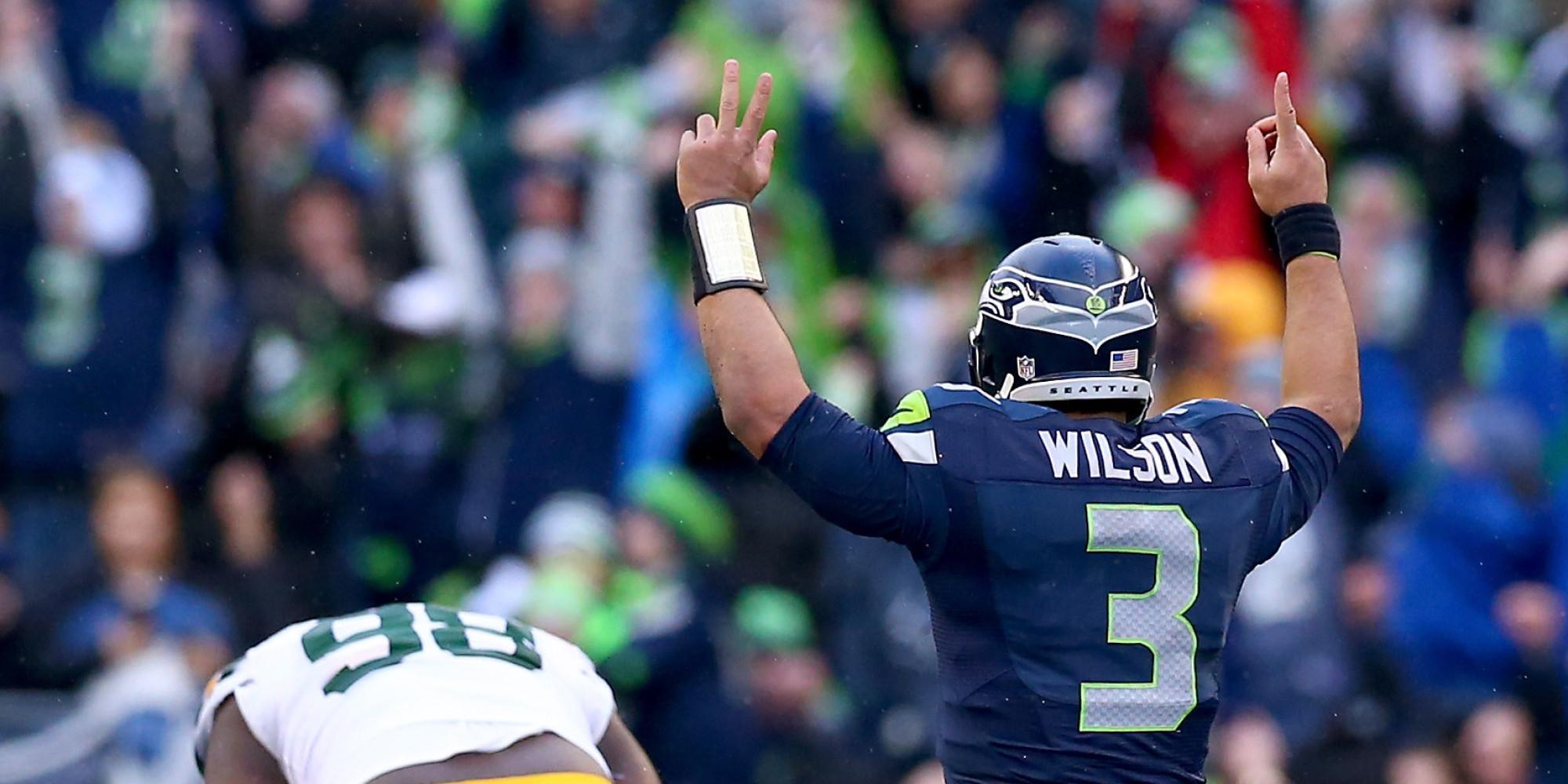 Seahawks Fans Russell Wilson Isn t Elite