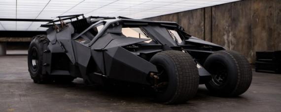 the tumbler batmobile