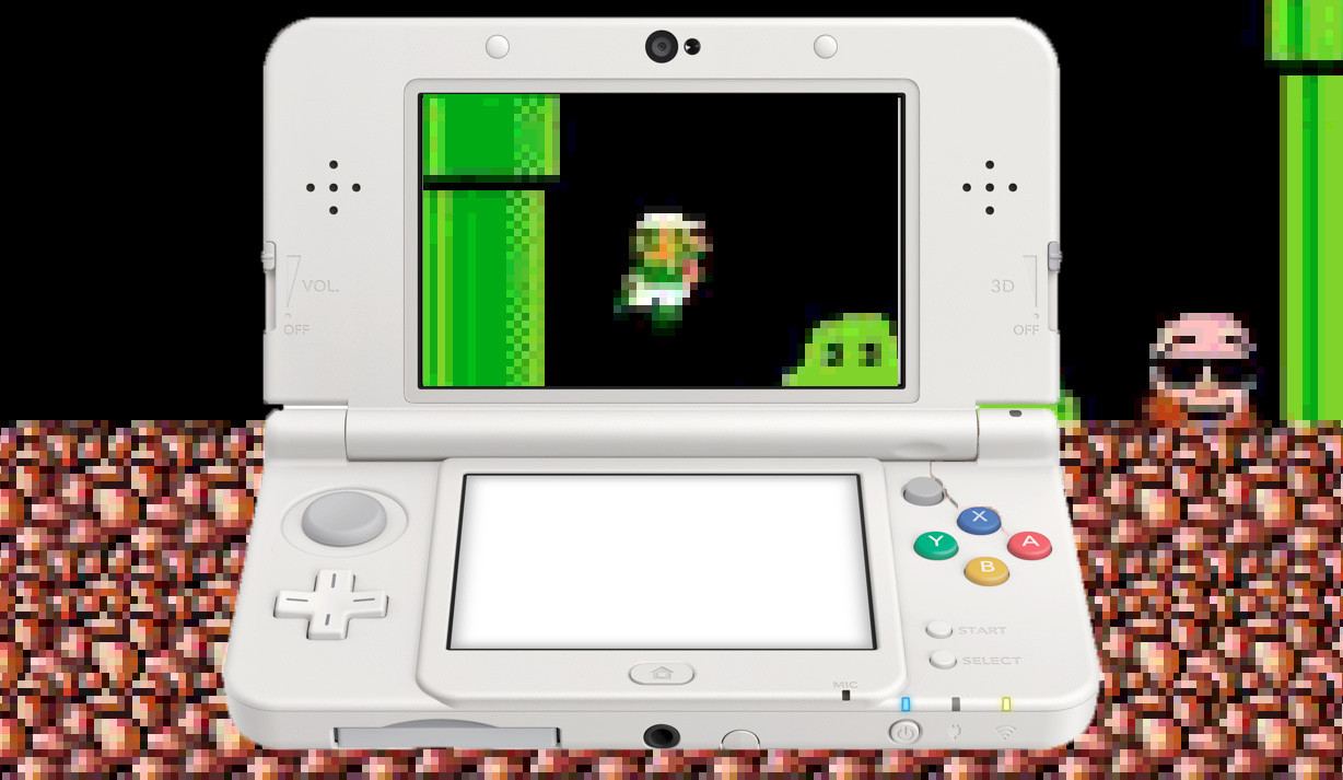 New Nintendo 3ds Preview 1000 Memories In Your Pocket Or Just A Xl Wiring Diagram The And Are Straightforwardly Better Than Old Ones Several Obvious Ways